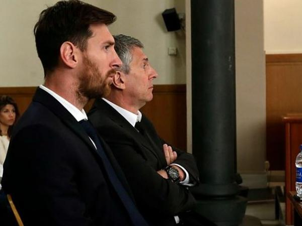 Jail sentence for Barcelona star